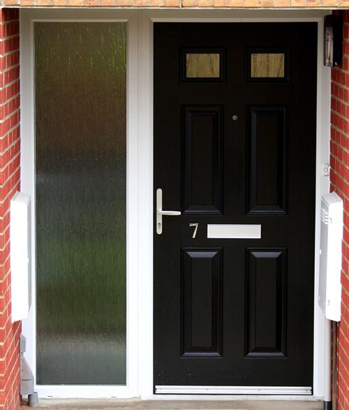 Composite doors daisy windows ltd for 6 window panel front door