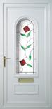 White Vivaldi Rose